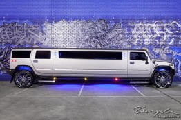 Hummer H2 stretch limo img_6377