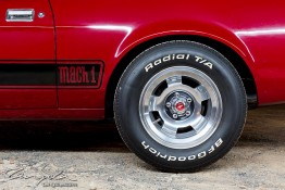 '73 Ford Mustang Mach 1 1j4c3994