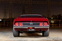 '73 Ford Mustang Mach 1 1j4c4010