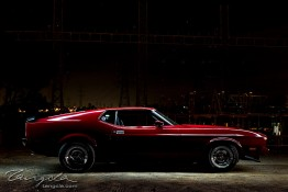'73 Ford Mustang Mach 1 1j4c4035