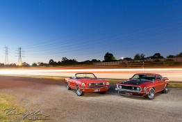 '66 Ford Mustang GT Convertible nv0a4414