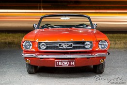 '66 Ford Mustang GT Convertible nv0a4509