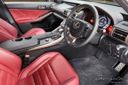 Lexus IS350 F-Sport nv0a3913