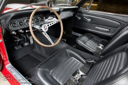'66 Ford Mustang Shelby GT350 1j4c8420