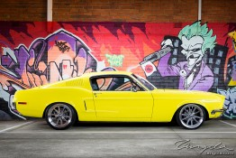 '68 Ford Mustang Fastback 1j4c8445