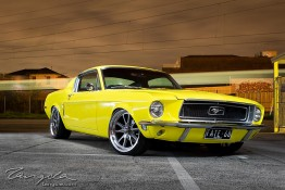'68 Ford Mustang Fastback 1j4c8464
