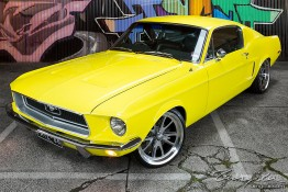'68 Ford Mustang Fastback 1j4c8469