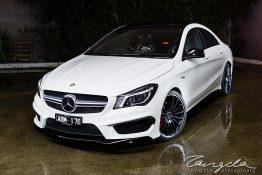 Mercedes-Benz AMG CLA45 1j4c0300