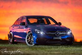 Mercedes-Benz AMG C63S 1j4c2937