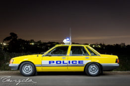 VK Holden Commodore Police Car nv0a8937