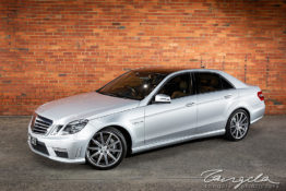 Mercedes-Benz AMG E63 nv0a9696