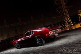 '73 Ford Mustang Mach 1 1j4c3989