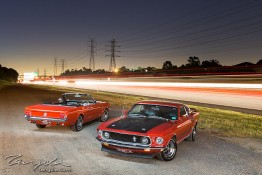 '69 Ford Mustang Mach 1 nv0a4418