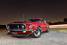 '69 Ford Mustang Mach 1 nv0a4424