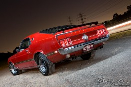 '69 Ford Mustang Mach 1 nv0a4447