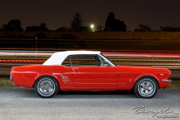 '66 Ford Mustang GT Convertible nv0a4514