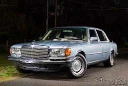 W116 Mercedes-Benz 450SEL 6.9 1j4c9899
