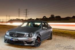 W204 Mercedes-Benz AMG C63 nv0a2284
