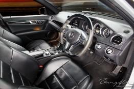 W204 Mercedes-Benz AMG C63 nv0a2309
