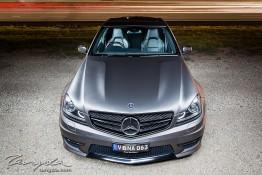 W204 Mercedes-Benz AMG C63 nv0a2314