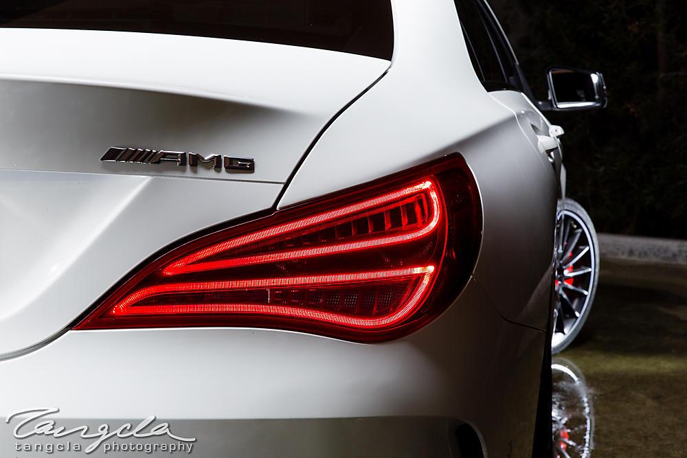 Mercedes-Benz AMG CLA45 1j4c0314