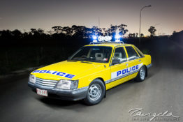VK Holden Commodore Police Car nv0a8934